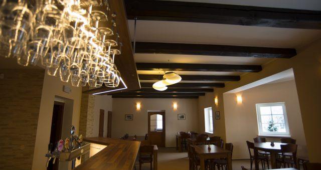 Penzion Pepovka - restaurace