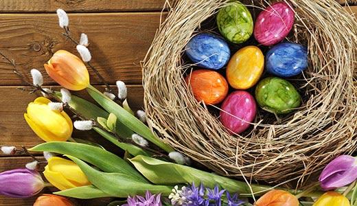Velikonoční pobyt 2019